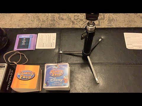 APRIL 6th LIVE SATURDAY NIGHT GAME NIGHT - FAMILY FEUD WITH DISNEY