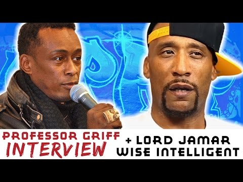 Professor Griff & Lord Jamar - America's War On The Conscious Mind (Full Interview)
