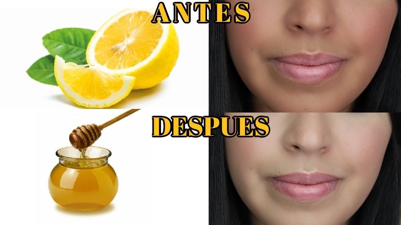 Como Aclarar La Piel Con Miel Limon Y Azucar Resultados En Minutos Youtube