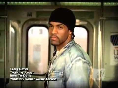 Craig David - Walking Away (US Version) Official Music Video - Lyrics in the Description
