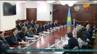 Бақытжан Сағынтаев Үкіметтің отставкаға кетуі туралы хабарлады