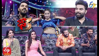 Sudheer | Rashmi | Deepika | Aadi | Funny Joke  | Dhee 13 | Kings vs Queens | 21st April 2021 | ETV