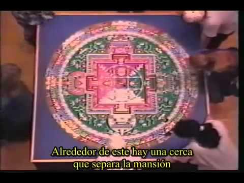 Mandala Of Tantric Buddhism Youtube