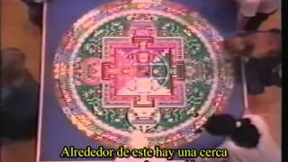 Mandala of Tantric Buddhism