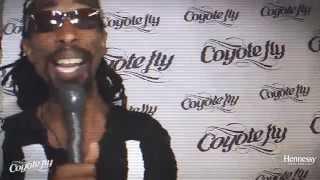 Gary Nesta Pine @ Coyote Fly