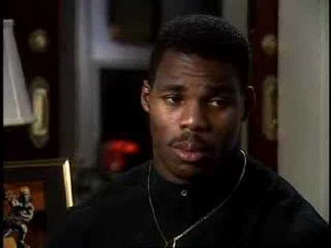 Herschel Walker on working out