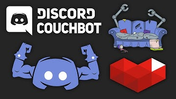 How to set-up Couchbot  | Discord Tutorial (English)