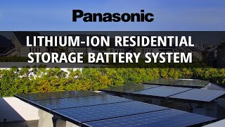 Panasonic brings the next evolution in Energy Solutions