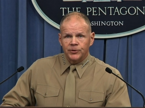 Top Marine Says Scandal Undermines Entire Corps