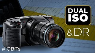 Dual ISO & Dynamic Range (featuring the BMPCC 4K)