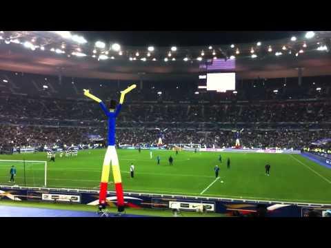 Martin Solweig Ready to Go Stade de France Croatie
