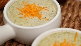 Cream of Broccoli Soup | #Homemade