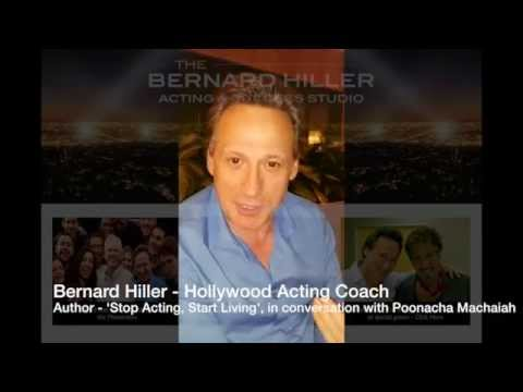 Bernard Hiller - Stop Acting Start Living