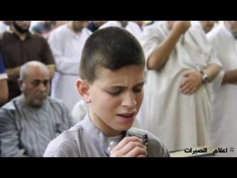UKIM Hafiz Leading Taraweh Gaza
