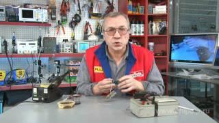 видео Понижающий резистор АКПП: где находится и принцип работы