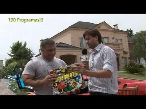 Acero Cali - Celebrity Cars Argentina - El Garage TV