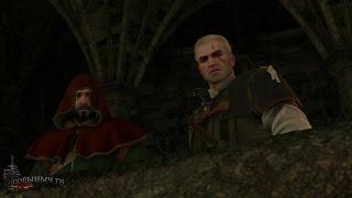 Ведьмак 3: Дикая Охота. Секретный квест. Интервью с вампиром.