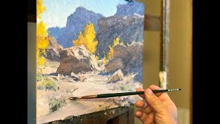 How to Paint Natural Light - with Matt Smith