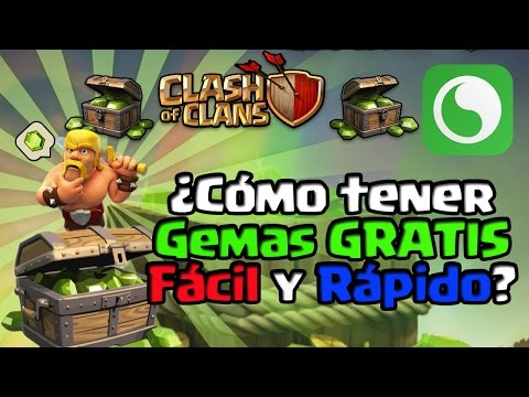 ¿CÓMO TENER GEMAS GRATIS EN CLASH OF CLANS? 1200 GEMAS FÁCIL Y RÁPIDO | NOVEDADES | Clash of Clans