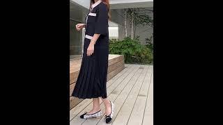 [통통녀코디] 빅사이즈 오피스룩, 임산부 하객룩