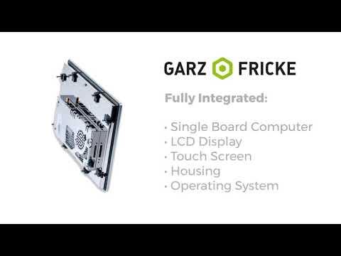 Garz & Fricke HMI / Embedded Touch Screens