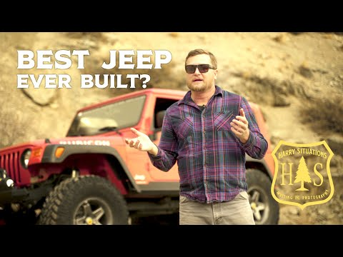 Is The LJ The Best Jeep Ever Built?