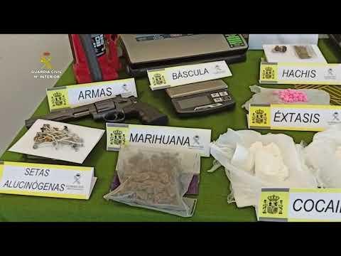 Operación de droga en Pozoblanco