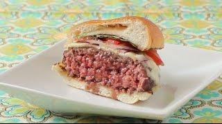 Medium-rare Burgers (grilled or seared)