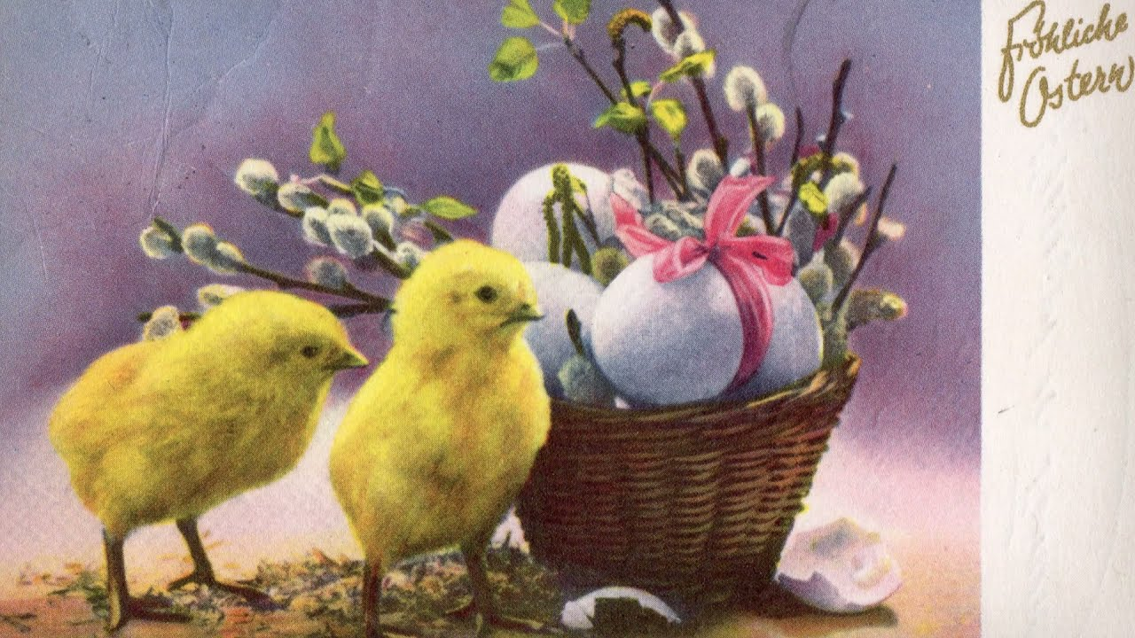 Frohe Ostern 2021, Happy Easter 2021, Joyeuses Pâques 2021 ...