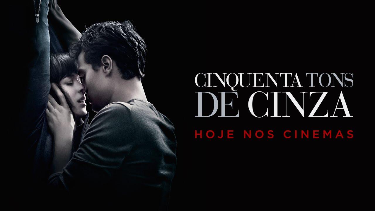 Cinquenta Tons de Cinza - Hoje nos cinemas