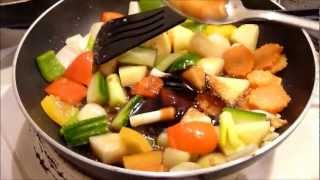 Thai Sweet & Sour Chicken Made Easy ผดเปรยวหวานไก