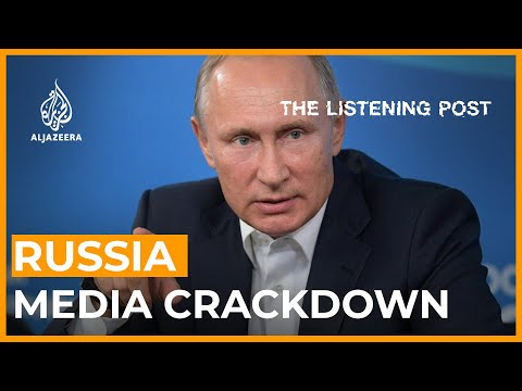 'Foreign agents and extremists': Russia's attack on critics | The Listening Post