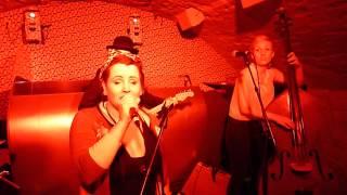 Los Bang Bang - ' jump the brooms ' - live at the Red Cat, Mainz 16. feb 2013