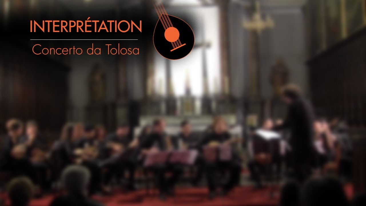 Concerto da Tolosa of Vincent Beer-Demander by Grégory Daltin and Ensemble MG21