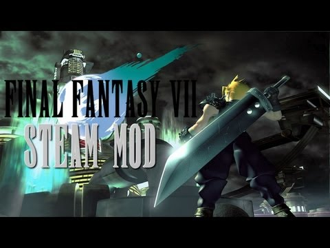 Final Fantasy VII HD - Steam Mods (Character Booster, Cloud Saves and Achievements AVAILABLE!)