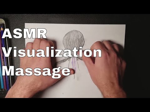 ASMR | Visualization Massage | Feel the massage IRL!