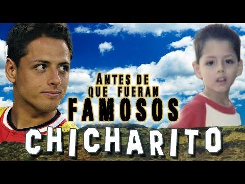 "JAVIER ""CHICHARITO"" HERNANDEZ - Antes De Que Fueran Famosos - Manchester United"