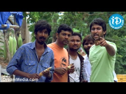 Ala Modalaindi - Nani, Nithya Menon Best Comedy Scene