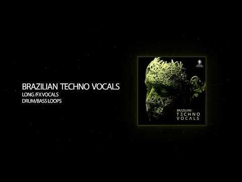 Brazilian Techno Vocals