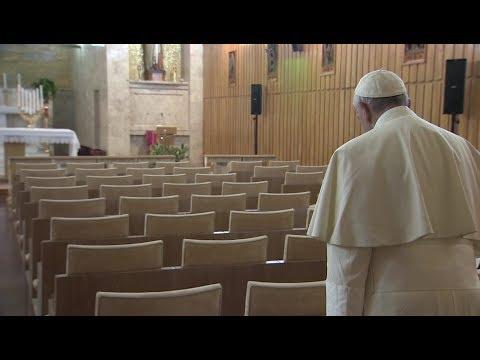 Pope Francis begins spiritual exercises tomorrow, outside of Rome