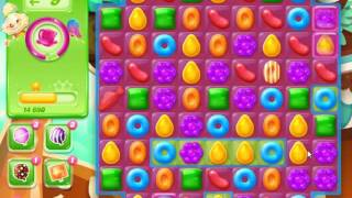 Candy Crush Jelly Saga Level 350 - NO BOOSTERS