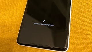 How long does it take pixel 2 xl to recognize a song(Bohemian Rhapsody by Queen)