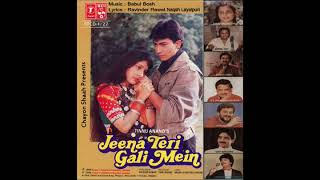 Tere Hum Ae Sanam - Movie : Jeena Teri Gali Mein 1989 (By Chayon Shaah Audio Series) T-Series
