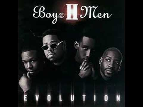 Boys II Men  End Of The Road