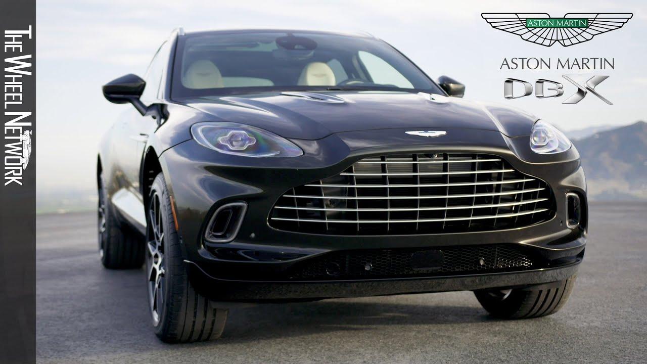 2020 Aston Martin Dbx Luxury Suv Minotaur Green Exterior Interior Youtube