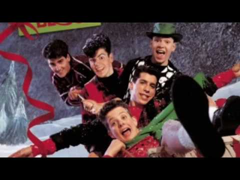 New Kids On The Block Merry, Merry Christmas (Full Album)
