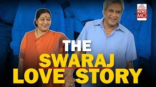 When Sushma Swaraj braved odds to marry fellow lawyer during the Emergency | NewsMo