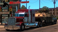 ats Driver for Hire ep32 - Jacksonville to Savannah (20t M1128 Stryker MGS)