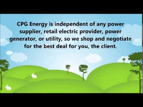 CPG Energy is a leader in the deregulated electric energy markets.