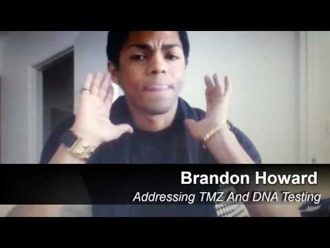 EXCLUSIVE: Is Brandon Howard Michael Jackson Son? B. Howard Addresses The DNA Test